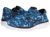 Saucony Kineta Relay Blue Camo Men's Running Shoes