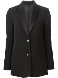 Alexander Wang Two Button Blazer Black