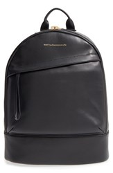 Want Les Essentiels 'Piper' Leather Backpack Black Jet Black
