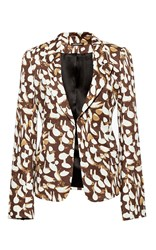 Sophie Theallet Maria Jacket Brown