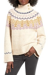 Women's Bp. Fair Isle Knit Pullover