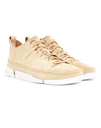 Clarks Originals Trigenic Flex Trainer Camel