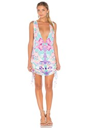 6 Shore Road Travelers Cover Up Dress Pink