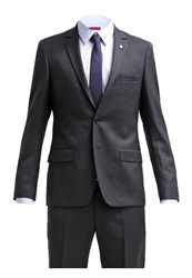 Karl Lagerfeld Lagerfeld Clever Suit Black