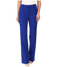 Ellen Tracy Signature Trousers Cobalt Women's Casual Pants Blue