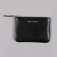 Comme Des Garcons Wallets Classic Leather Sa8100 Black