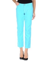 9.2 By Carlo Chionna Casual Pants Turquoise