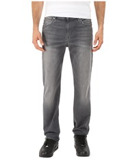 Joe's Jeans Brixton Eco Friendly Fabric In Stetson Stetson Men's Casual Pants Blue