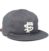 San Francisco Seals 1949 Appliqued Wool Twill Baseball Cap Gray