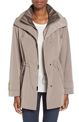Gallery Women's Water Repellent Anorak Desert Sand
