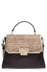 Brahmin Dynasty Brinley Leather Satchel