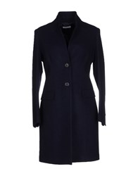 Hope Collection Coats And Jackets Coats Women Dark Blue