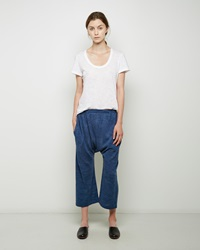 Lauren Manoogian Peg Pants Indigo