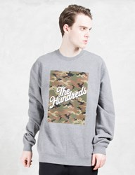 The Hundreds Cam Slant Crewneck Sweatshirt