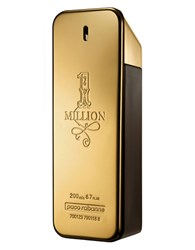 Paco Rabanne 1 Million Eau De Toilette 6.8Oz No Color