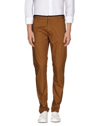 Marc By Marc Jacobs Trousers Casual Trousers Men Camel