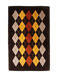 Carrara Polo Argyle Cotton Rug