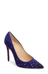 Christian Louboutin Women's Gravitanita Starry Pump