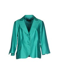 Clips Suits And Jackets Blazers Women Green