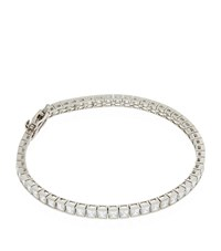 Carat 9.5Ct Round Tennis Bracelet Female