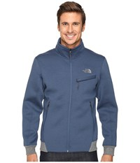 The North Face Thermal 3D Jacket Shady Blue Black Heather Men's Coat