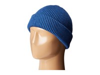 Coal The Frena Solid Heather Royal Blue Beanies