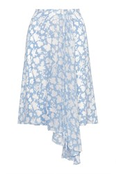 Belfour Skirt By Unique Light Blue
