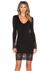 De Lacy Charlie Dress Black