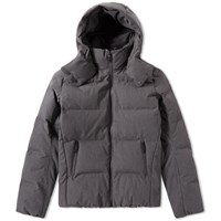 Wings Horns X Descente Hooded Down Jacket Grey