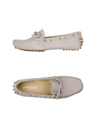 Prima Donna Primadonna Moccasins Light Grey