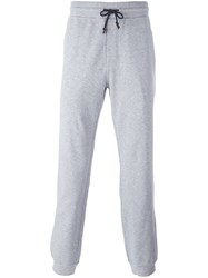 Brunello Cucinelli Tapered Track Pants Grey