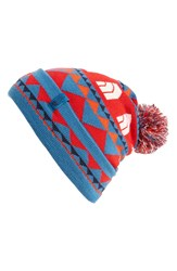 The North Face 'Ski Tuke V' Beanie Dish Blue