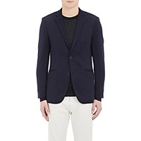 Theory Men's Two Button Rodolf Sportcoat Navy