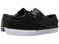 Lakai Daly Black Suede Black Leather Men's Shoes