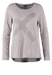 Tom Tailor Long Sleeved Top Light Frost Grey