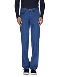 Eredi Ridelli Denim Denim Trousers Men Blue