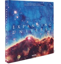 Taschen Expanding The Universe Photographs From The Hubble Telescope Hardcover Book Blue