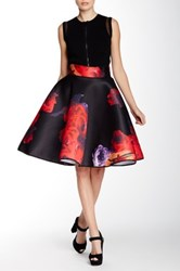 Stella And Jamie Rose A Line Skirt Multi