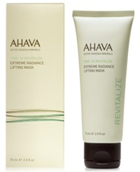 Ahava Extreme Radiance Mask 2.5 Oz No Color