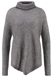 Tom Tailor Jumper Smoked Pearl Grey