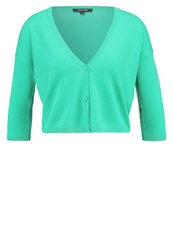 More And More Cardigan Spring Green Dark Green
