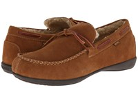 Vionic With Orthaheel Technology Dewey Chestnut Men's Shoes Brown