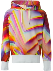 Christopher Kane Pages Print Sweatshirt Multicolour