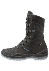 Lowa Barina Gtx Winter Boots Anthrazit Jeans Anthracite