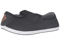 Freewaters Sky Slip On Knit Black Women's Shoes
