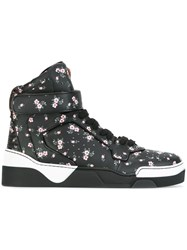Givenchy 'Tyson Ii' Hi Top Sneakers Black