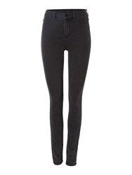 Therapy Sarah Skinny Jean Charcoal