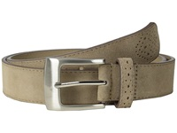 Stacy Adams 32Mm Genuine Suede Leather Sand Men's Belts Beige