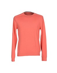 Zegna Sport Sweaters Coral