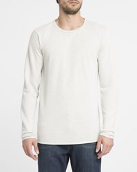 Forvert Light Grey Sidcup Round Neck Sweater